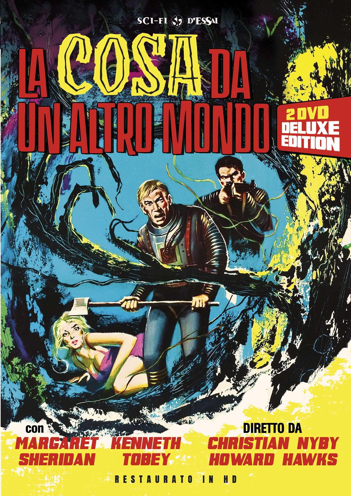 LA COSA DA UN ALTRO MONDO (DELUXE EDITION 2 DVD+POSTER) (RESTAUR