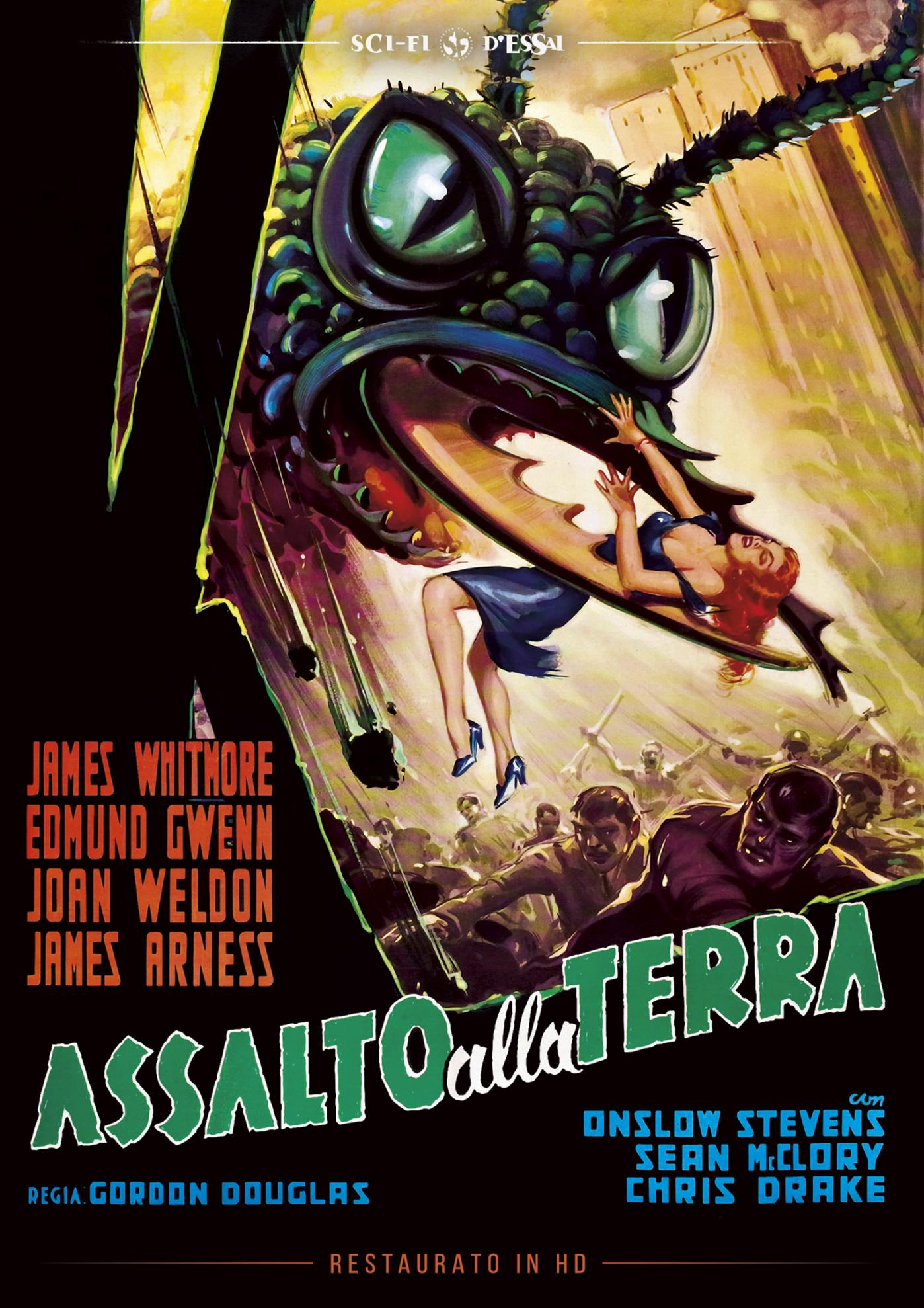 ASSALTO ALLA TERRA (RESTAURATO IN HD) (DVD)