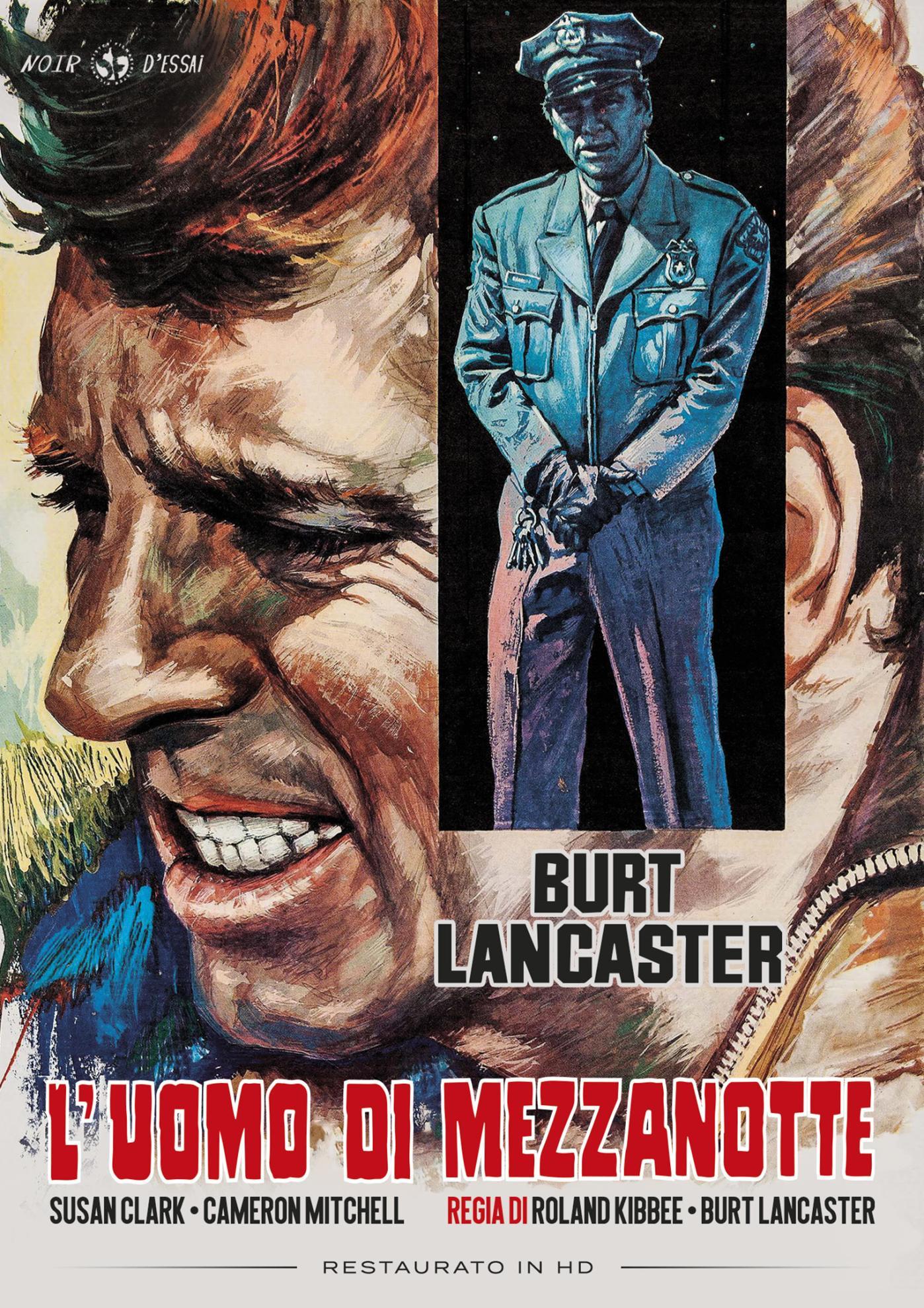 L'UOMO DI MEZZANOTTE (RESTAURATO IN HD) (DVD)