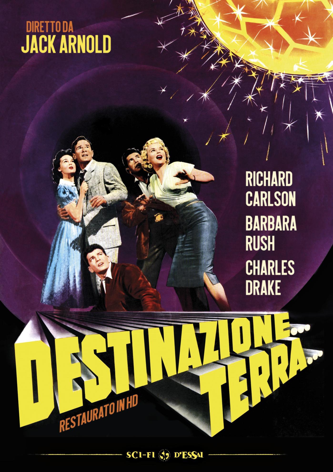 DESTINAZIONE TERRA (RESTAURATO IN HD) (DVD)
