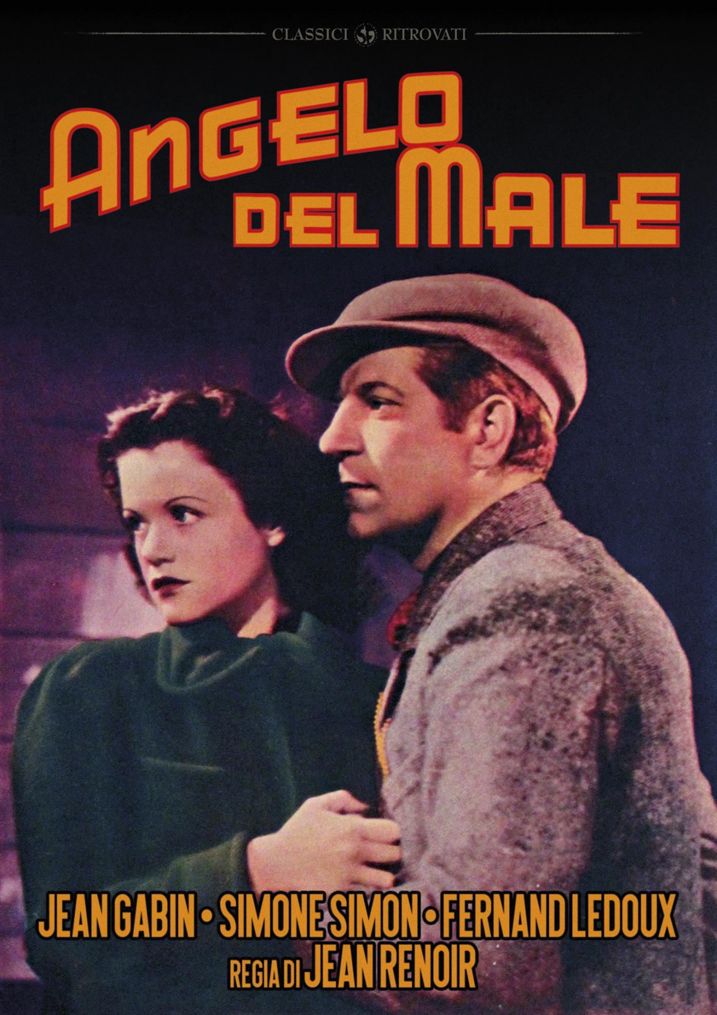 ANGELO DEL MALE (DVD)