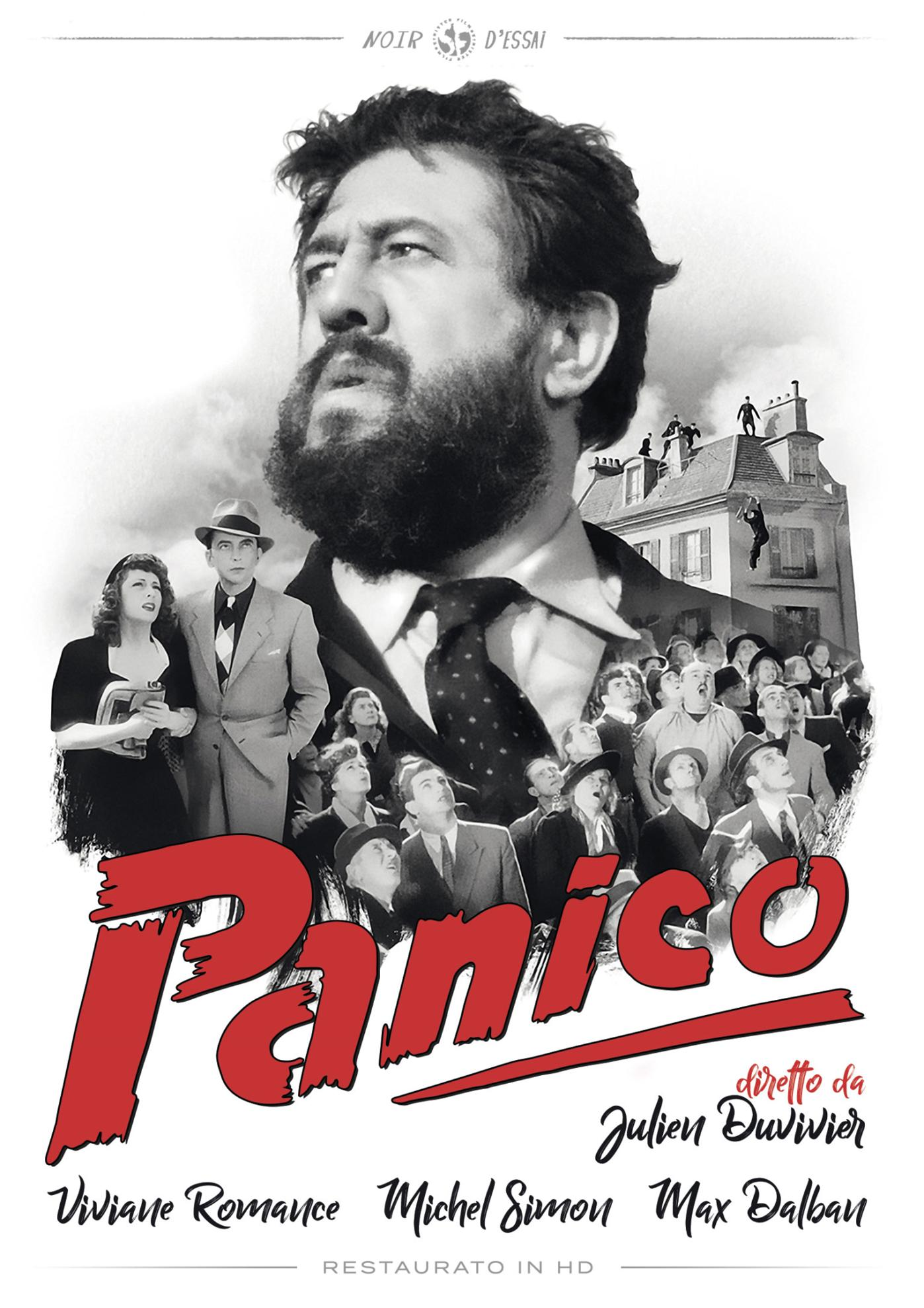 PANICO (RESTAURATO IN HD) (DVD)
