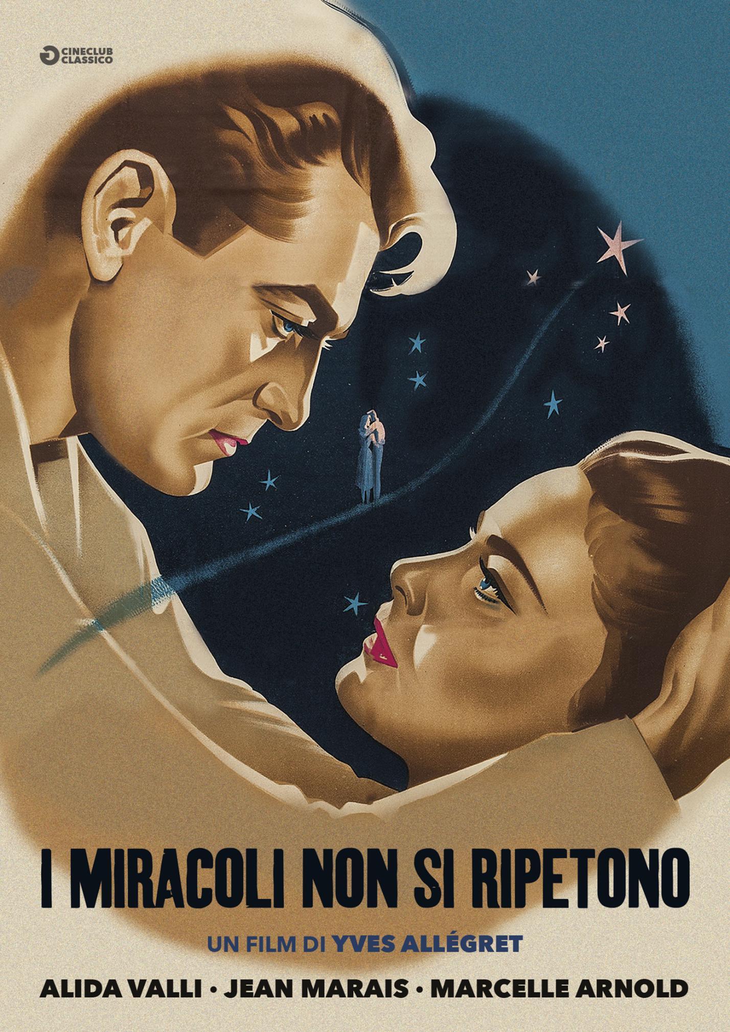 I MIRACOLI NON SI RIPETONO (DVD)