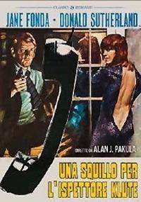 UNA SQUILLO PER L'ISPETTORE KLUTE (RESTAURATO IN HD) (DVD)