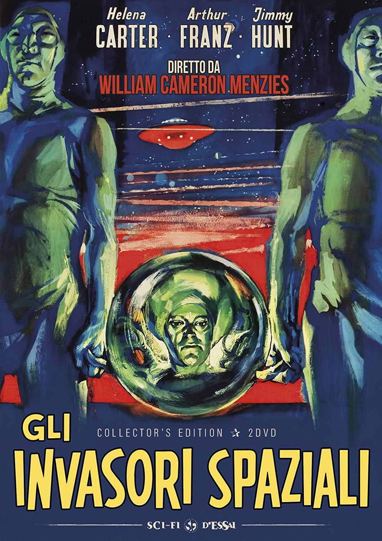 GLI INVASORI SPAZIALI / INVADERS (RESTAURATO IN HD) (2 DVD+POSTE