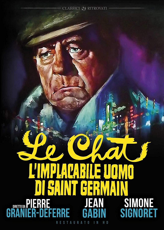 LE CHAT - L'IMPLACABILE UOMO DI SAINT GERMAIN (DVD)