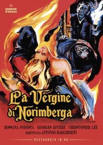 LA VERGINE DI NORIMBERGA (DVD)