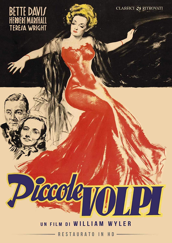 PICCOLE VOLPI (RESTAURATO IN HD) (DVD)