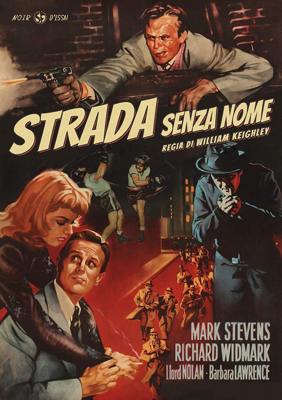 STRADA SENZA NOME (DVD)