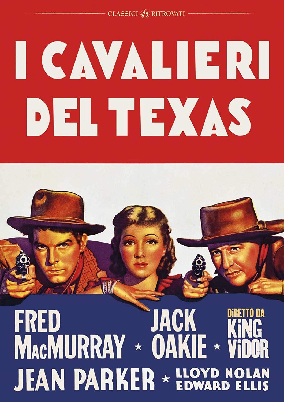 I CAVALIERI DEL TEXAS (DVD)