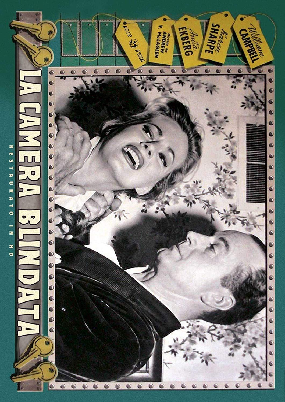 LA CAMERA BLINDATA (RESTAURATO IN HD) (DVD)