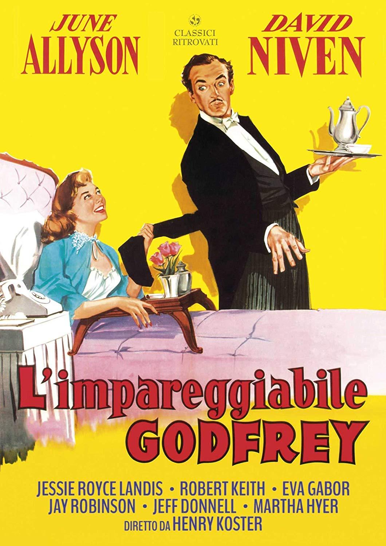 L'IMPAREGGIABILE GODFREY (DVD)