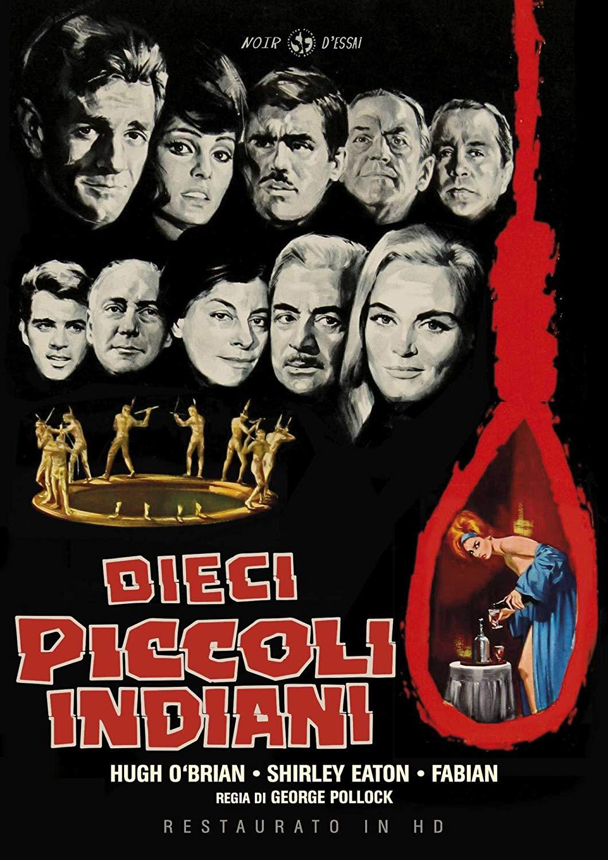 DIECI PICCOLI INDIANI (RESTAURATO IN HD) (DVD)