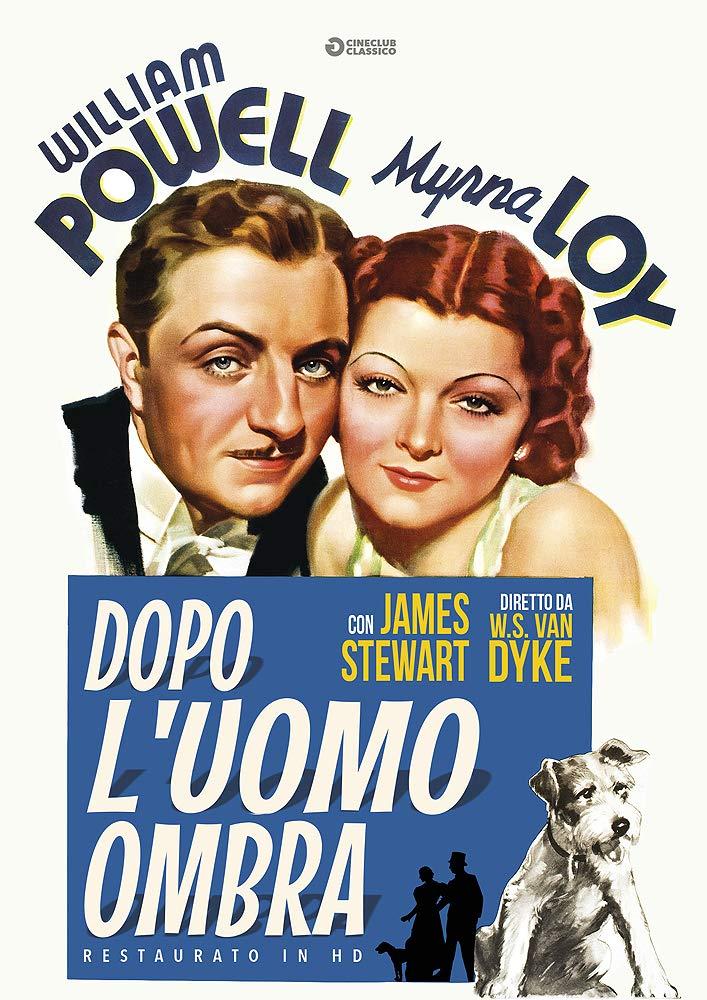 DOPO L'UOMO OMBRA (RESTAURATO IN HD) (DVD)