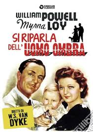 SI RIPARLA DELL'UOMO OMBRA (RESTAURATO IN HD) (DVD)