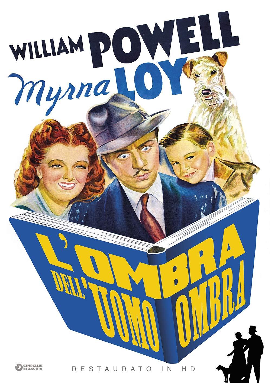 L'OMBRA DELL'UOMO OMBRA (RESTAURATO IN HD) (DVD)