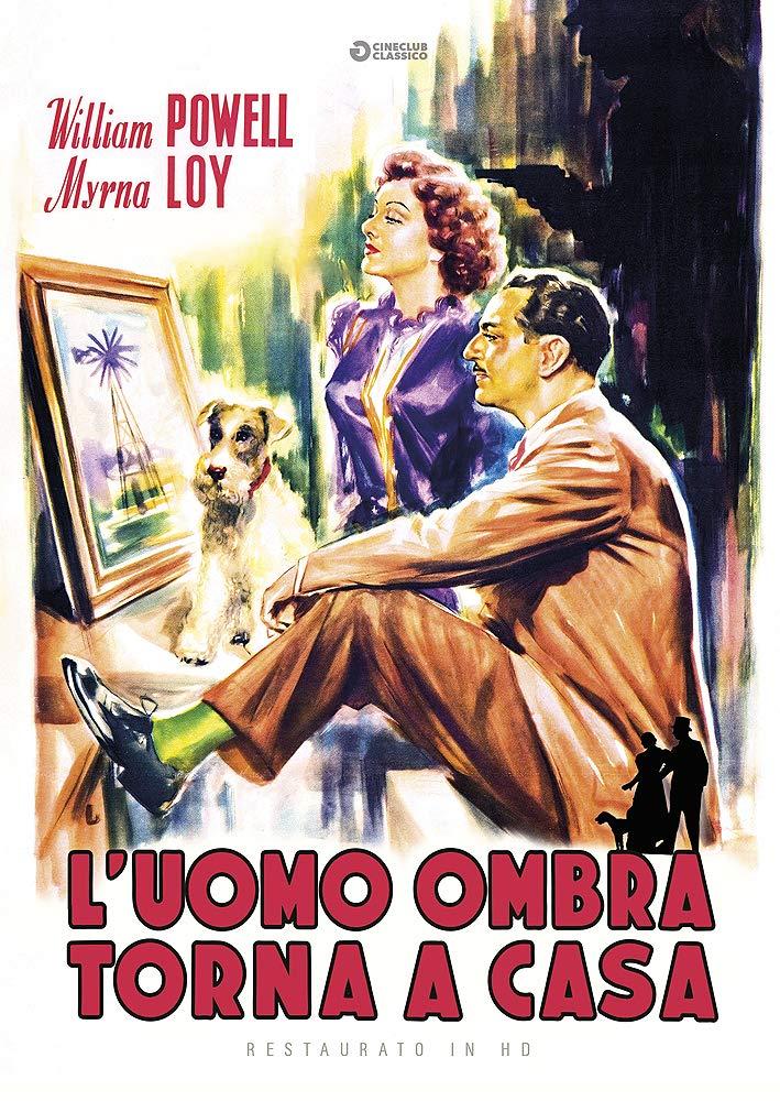 L'UOMO OMBRA TORNA A CASA (RESTAURATO IN HD) (DVD)
