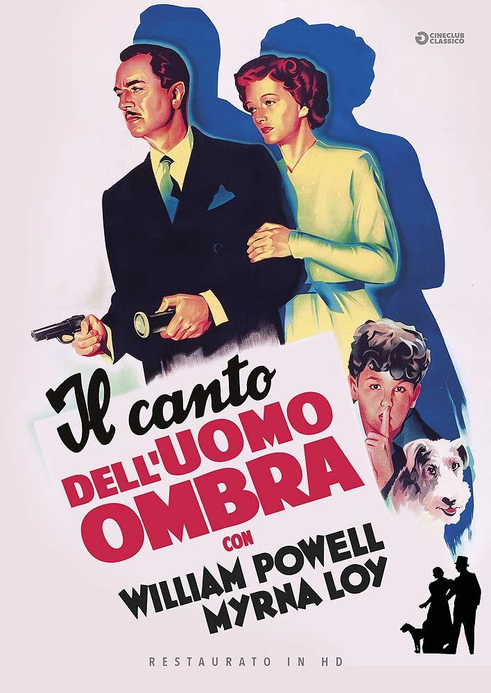 IL CANTO DELL'UOMO OMBRA (RESTAURATO IN HD) (DVD)