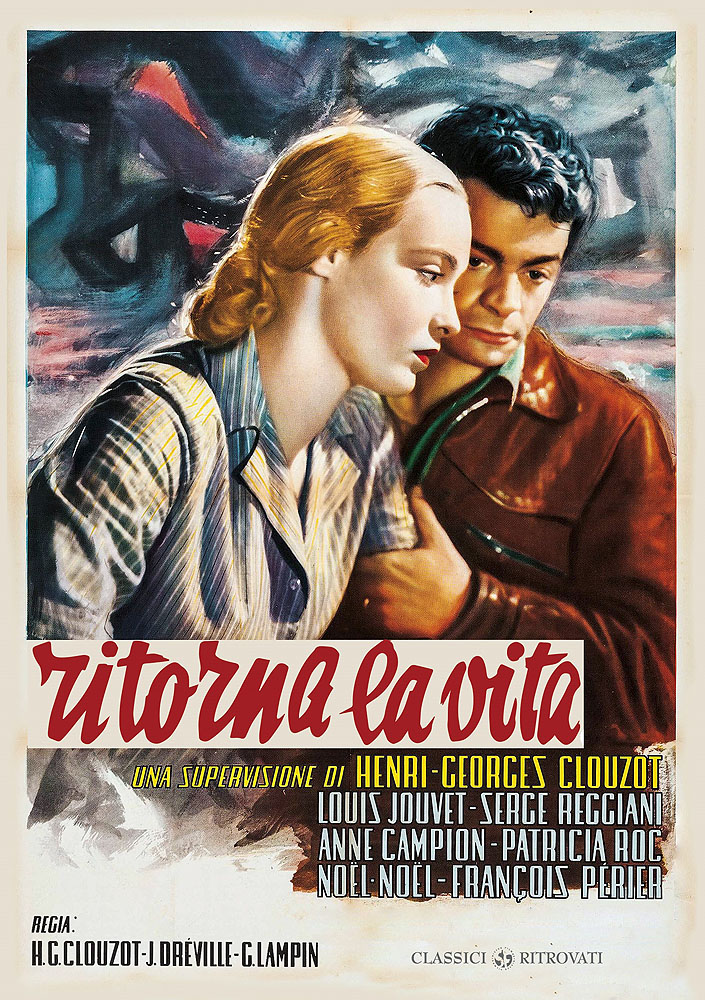 RITORNA LA VITA (DVD)