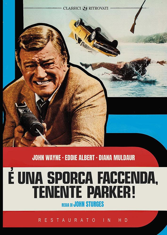 E' UNA SPORCA FACCENDA TENENTE PARKER! (RESTAURATO IN HD) (DVD)