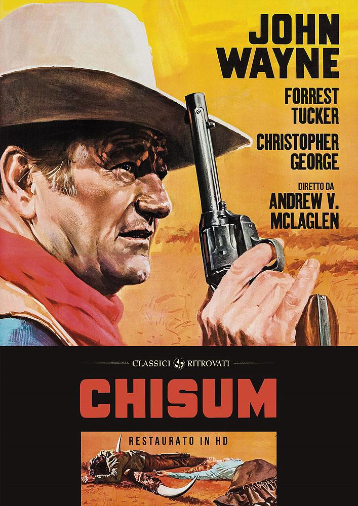 CHISUM (RESTAURATO IN HD) (DVD)