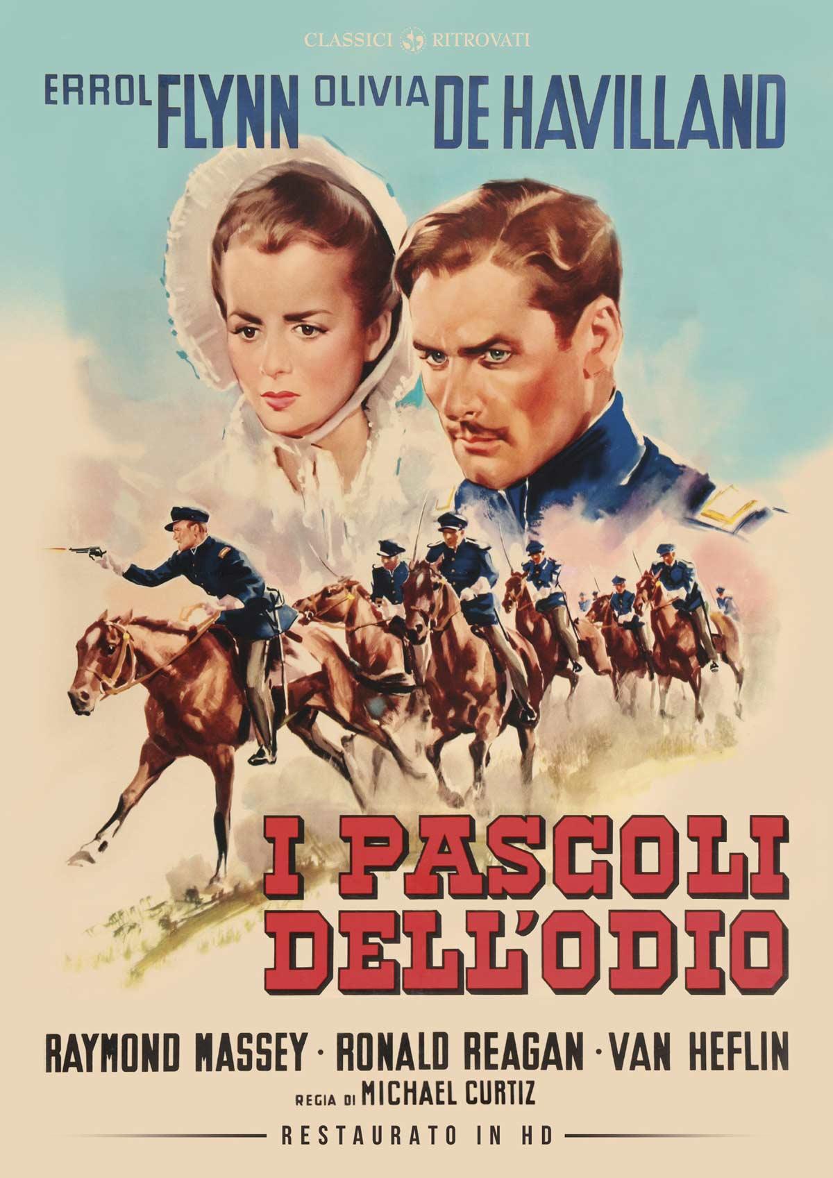 I PASCOLI DELL'ODIO (RESTAURATO IN HD) (DVD)