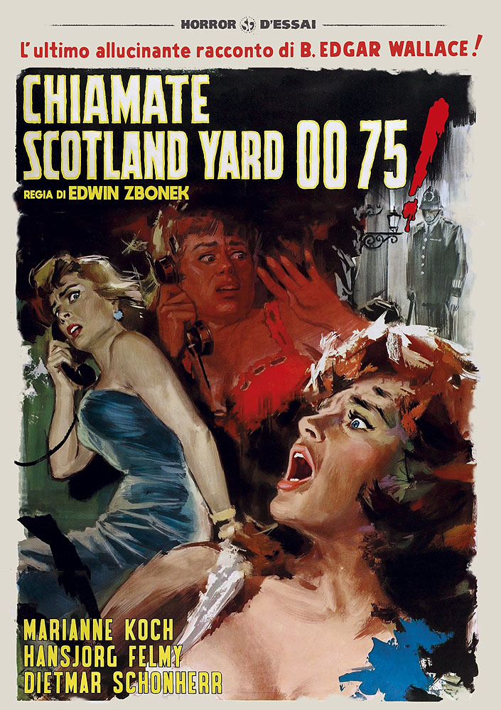 CHIAMATE SCOTLAND YARD 0075 (DVD)