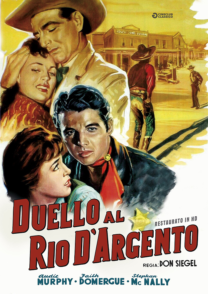 DUELLO AL RIO D'ARGENTO (RESTAURATO IN HD) (DVD)