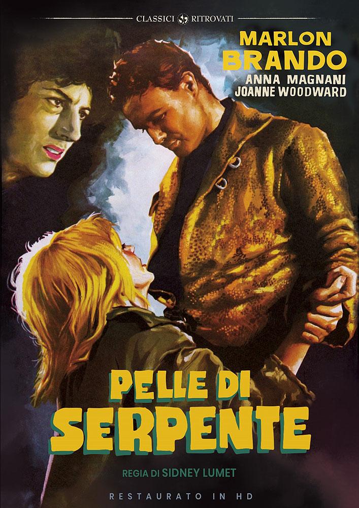 PELLE DI SERPENTE (RESTAURATO IN HD) (DVD)