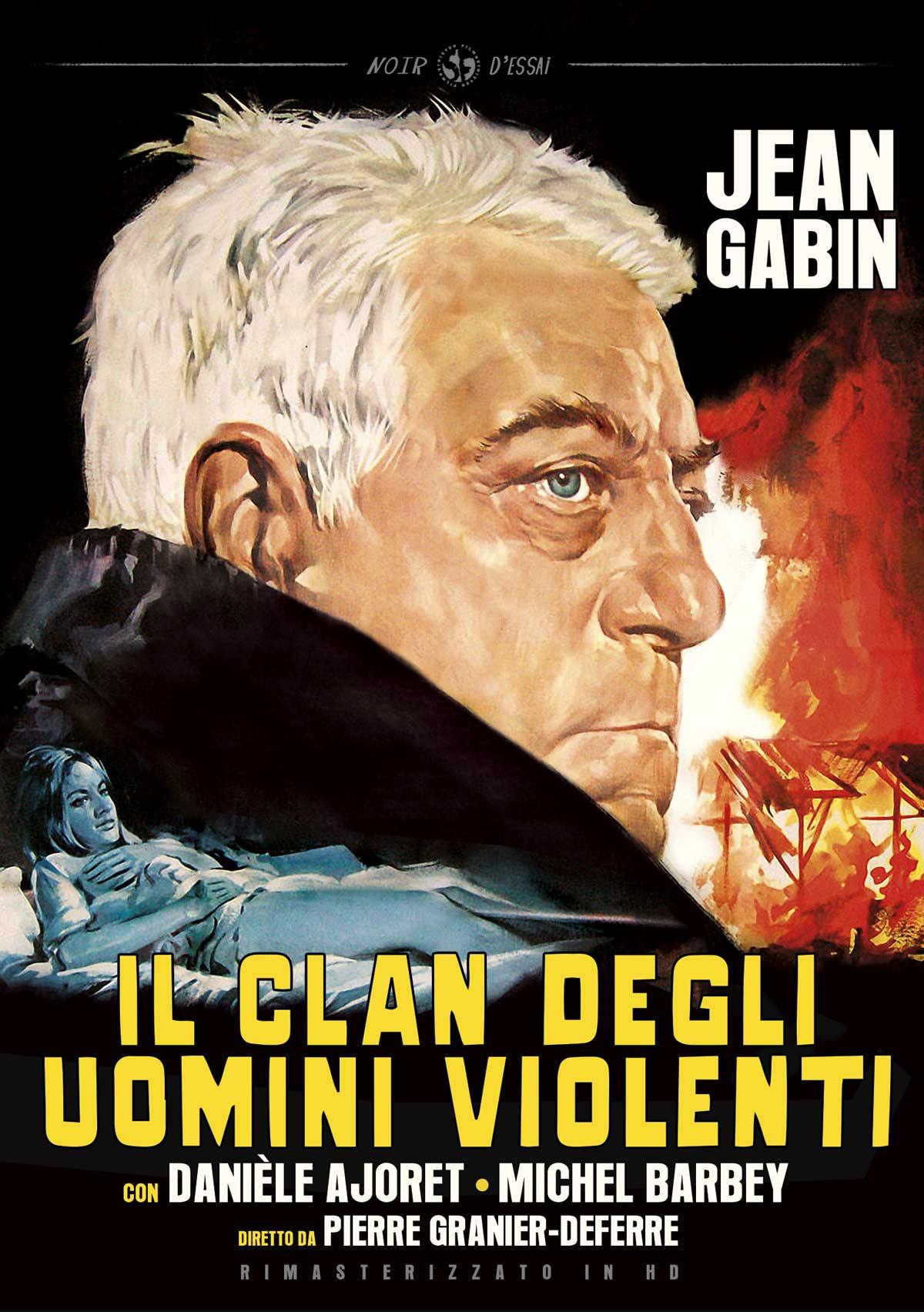 IL CLAN DEGLI UOMINI VIOLENTI (RIMASTERIZZATO IN HD) (DVD)