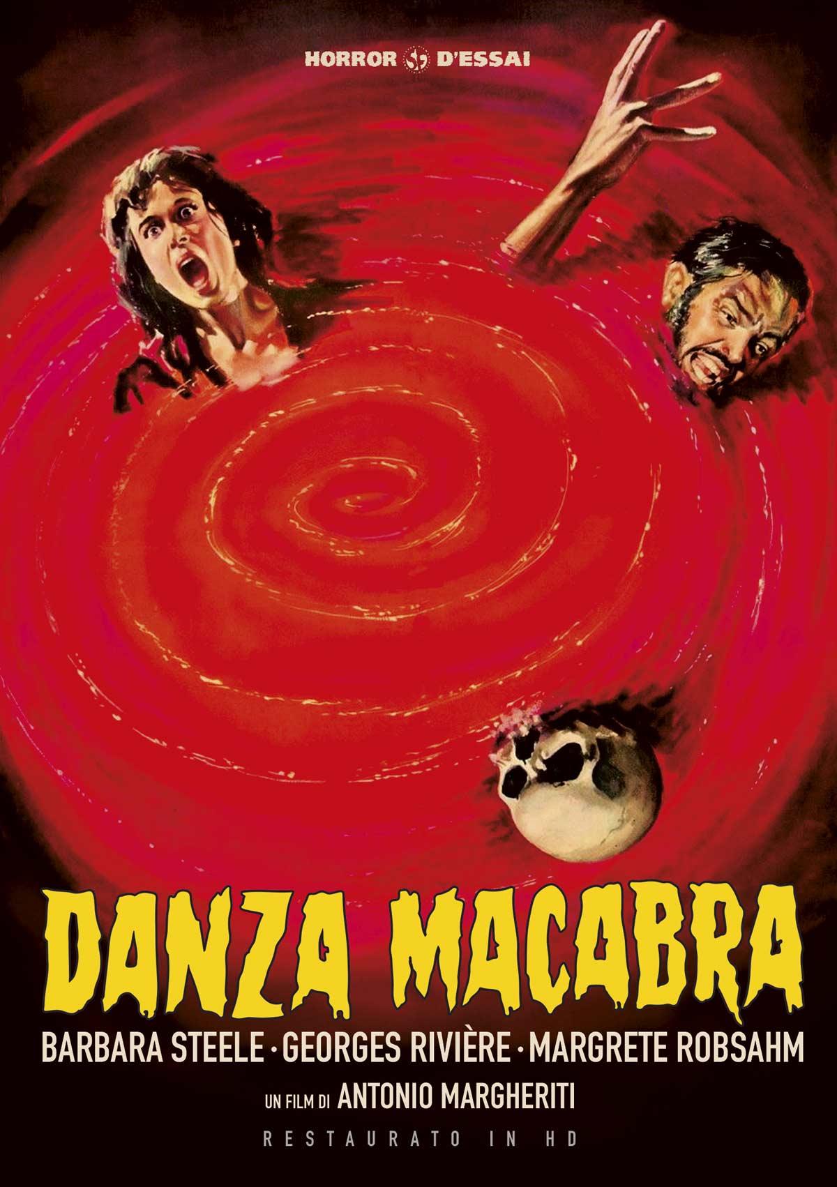 DANZA MACABRA (RESTAURATO IN HD) (DVD)