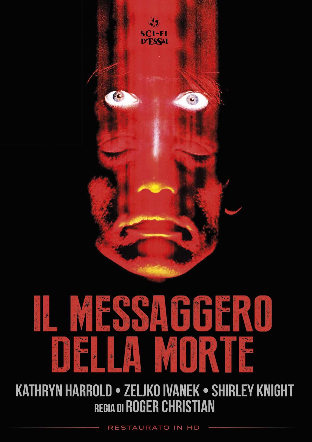 IL MESSAGGERO DELLA MORTE (RESTAURATO IN HD) (DVD)