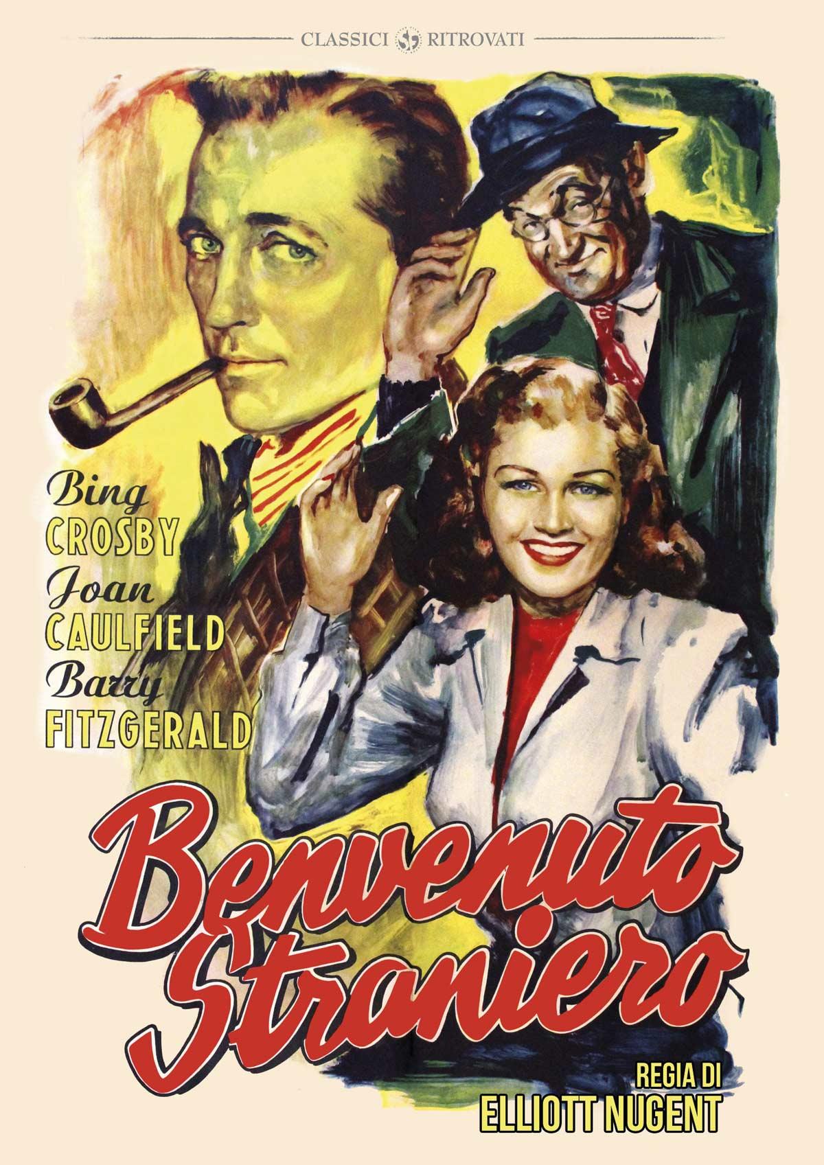 BENVENUTO STRANIERO (DVD)