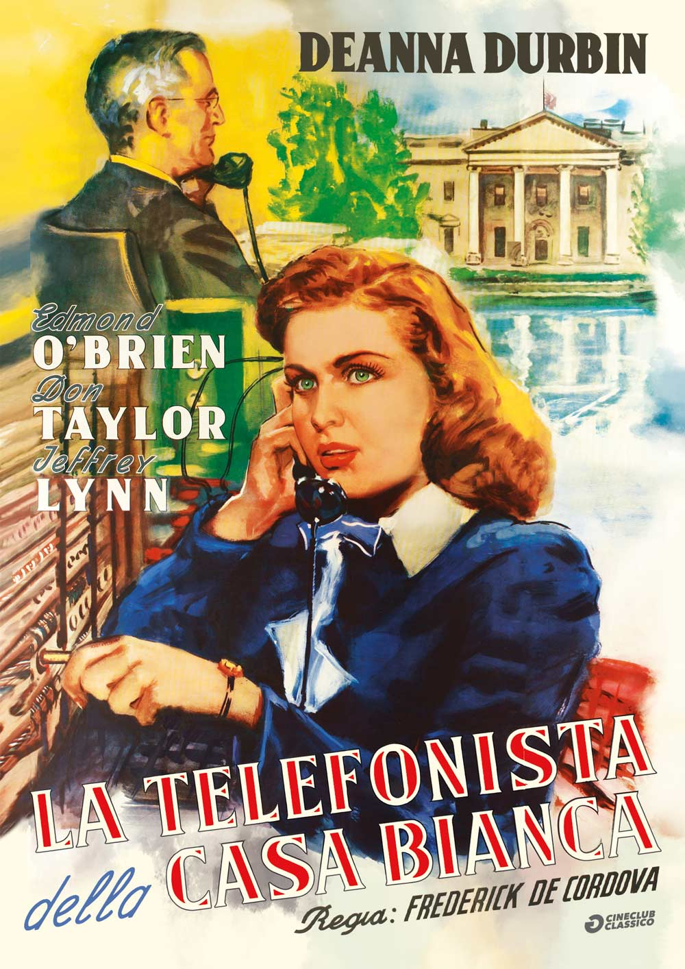 LA TELEFONISTA DELLA CASA BIANCA (DVD)
