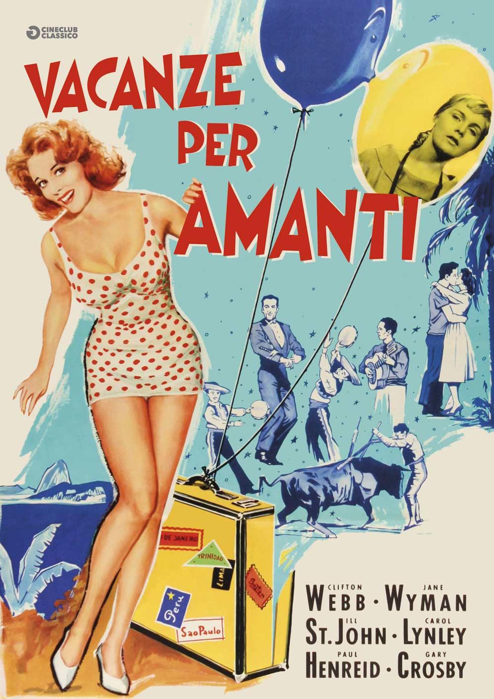 VACANZE PER AMANTI (DVD)