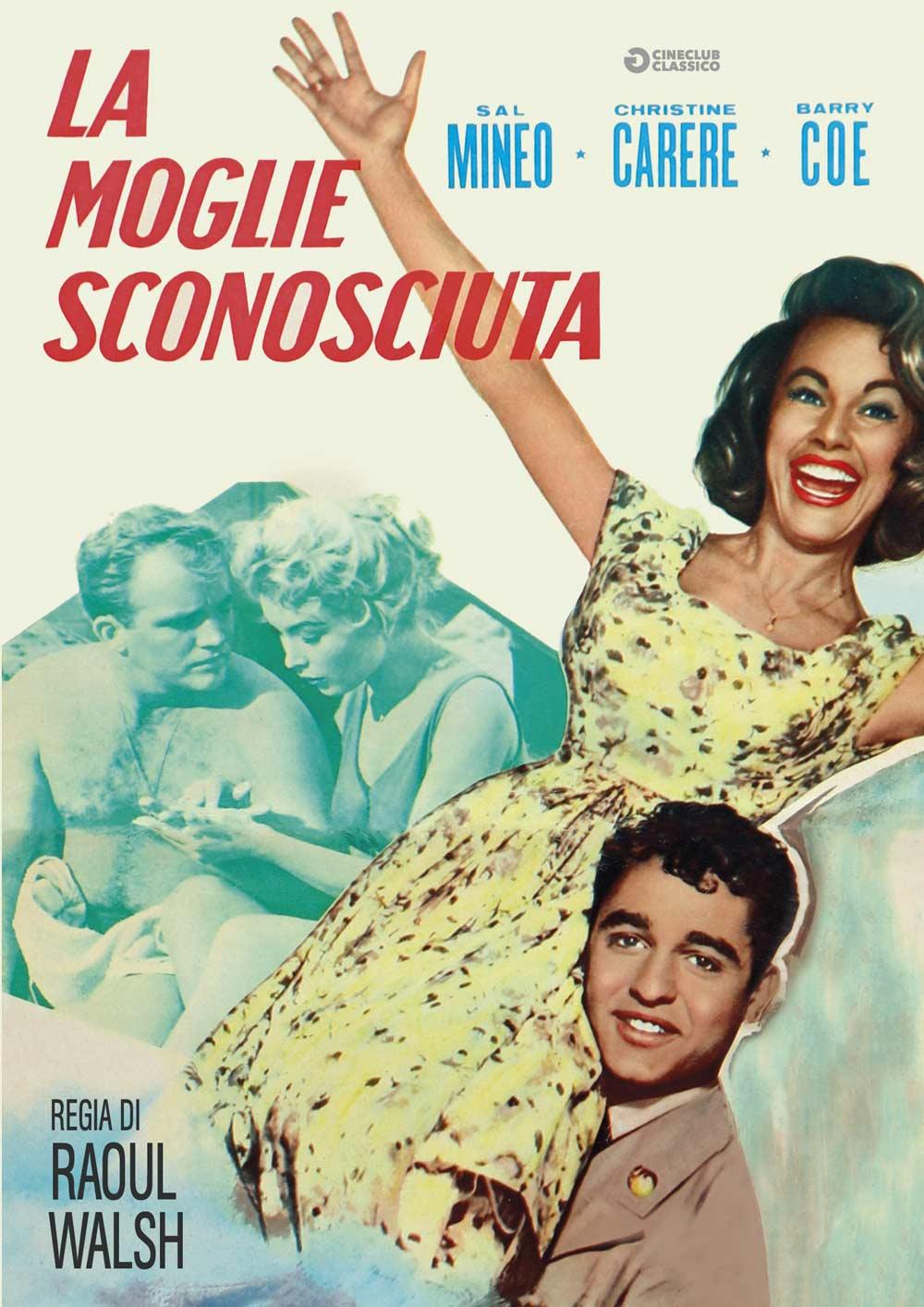 LA MOGLIE SCONOSCIUTA (DVD)