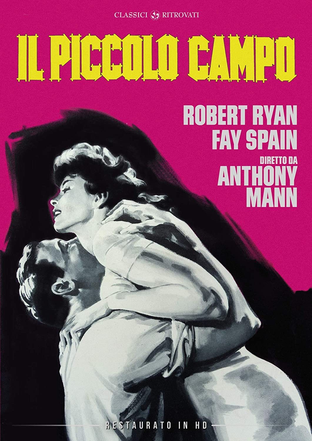 IL PICCOLO CAMPO (RESTAURATO IN HD) (DVD)