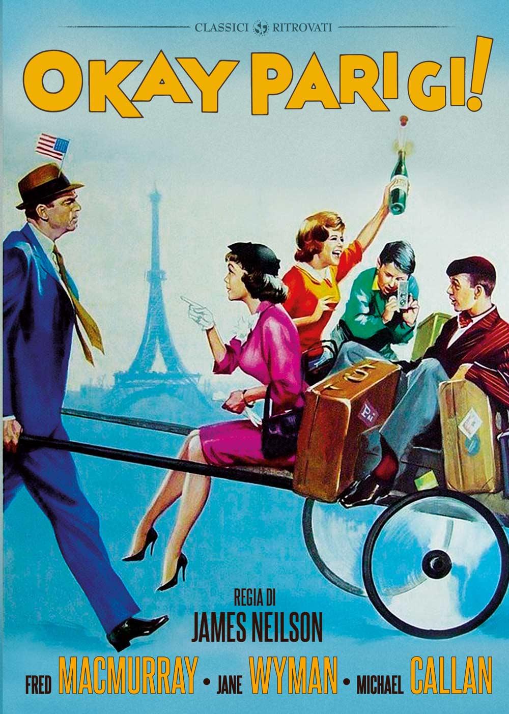 OKAY PARIGI! (DVD)
