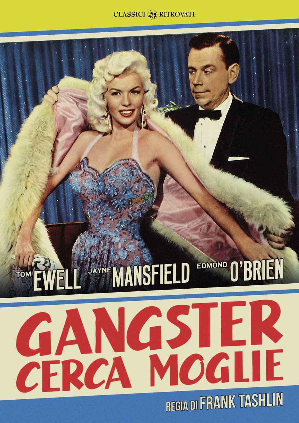 GANGSTER CERCA MOGLIE (DVD)