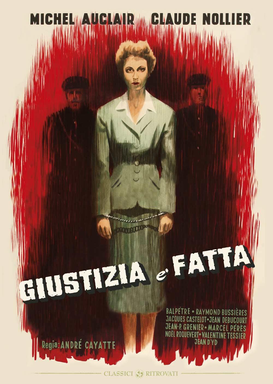 GIUSTIZIA E' FATTA (DVD)