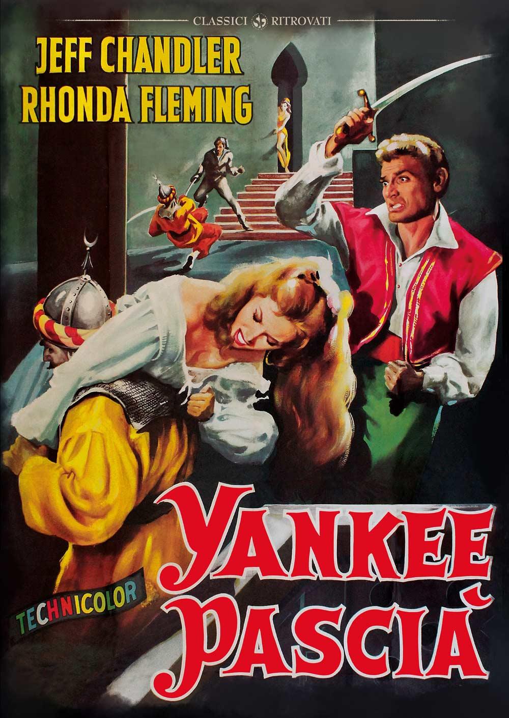 YANKEE PASCIA' (DVD)