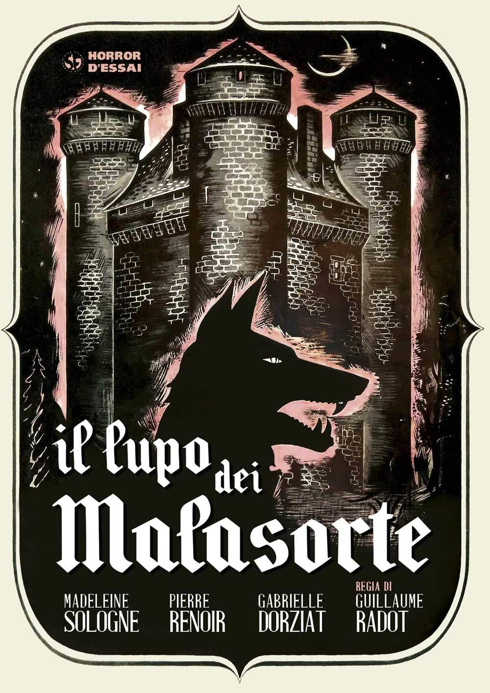 IL LUPO DEI MALASORTE (DVD)
