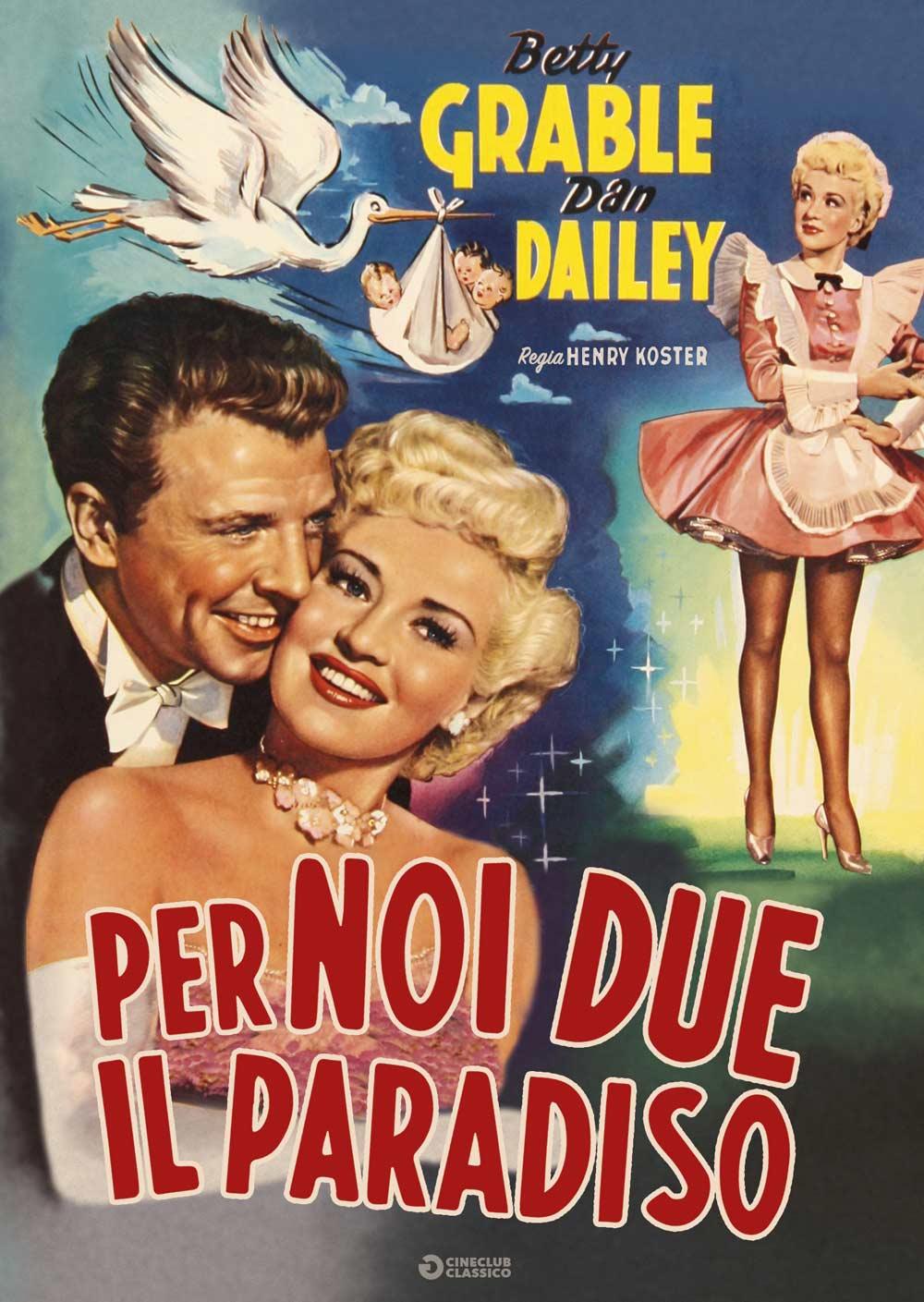 PER NOI DUE IL PARADISO (DVD)
