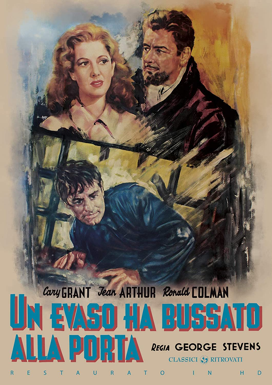 UN EVASO HA BUSSATO ALLA PORTA (RESTAURATO IN HD) (DVD)