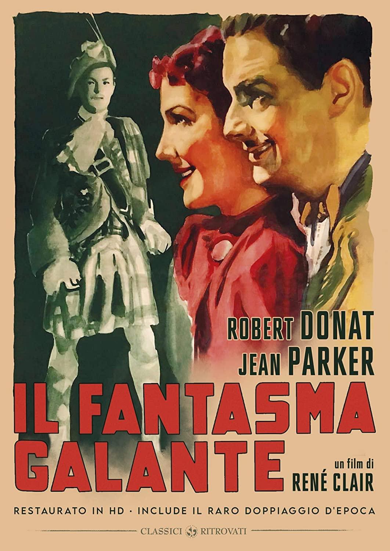 IL FANTASMA GALANTE (RESTAURATO IN HD) (DVD)