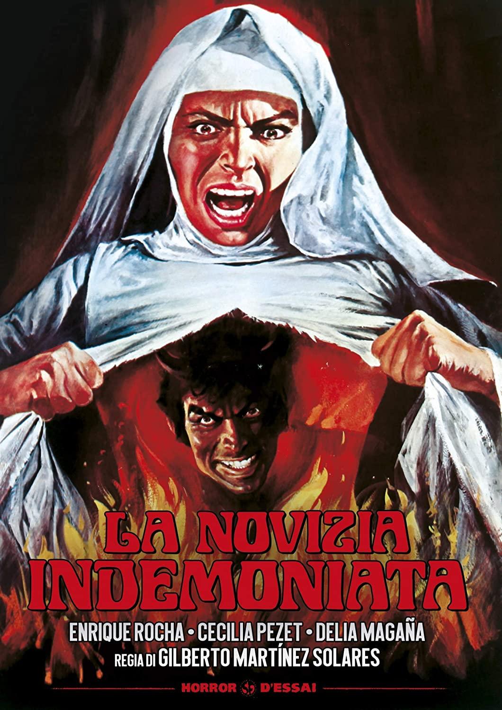 LA NOVIZIA INDEMONIATA (DVD)