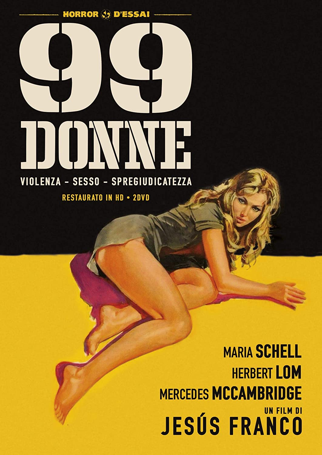 99 DONNE (RESTAURATO IN HD) (2 DVD) (DVD)