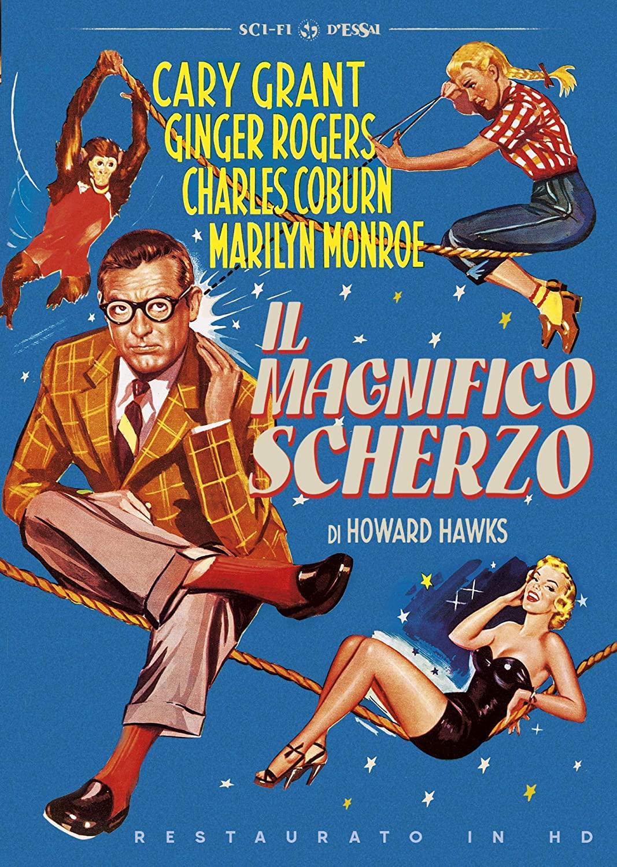 IL MAGNIFICO SCHERZO (RESTAURATO IN HD) (DVD)