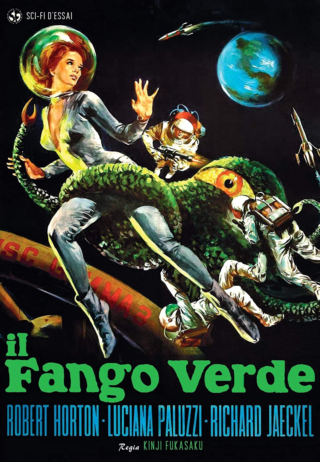 IL FANGO VERDE (RESTAURATO IN HD) (DVD)