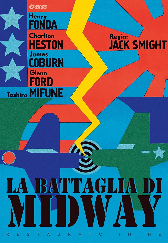 LA BATTAGLIA DI MIDWAY (RESTAURATO IN HD) (DVD)